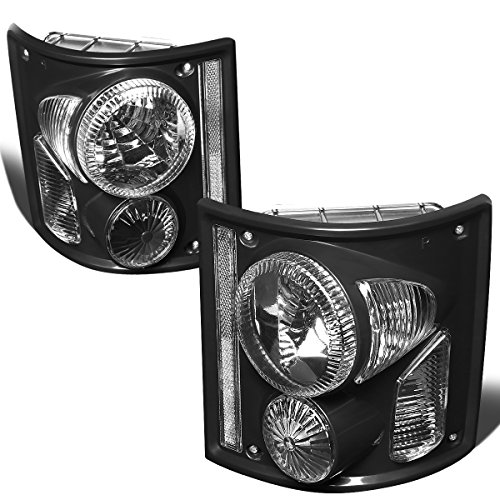 Chevy Pickup 1991 (For 1973-1991 Chevy GMC C/K Pickup Truck Pair Black Housing Altezza Style Tail Light Brake Lamps)