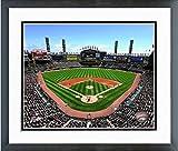 "Chicago White Sox US Cellular Field MLB Stadium Photo (Size: 26.5"" x 30.5"") Framed"
