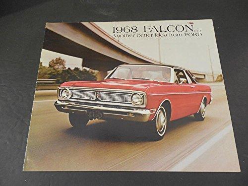 - 1968 Ford Falcon Dealer's Advertising Brochure