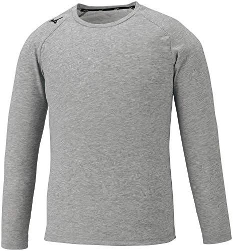 トレーニングウェア ロングスリーブシャツ 長袖 吸汗速乾 32MA0041 メンズ