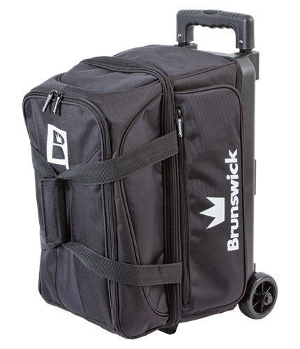 Brunswick Blitz Double Roller Black by Brunswick