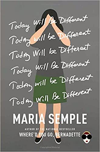 Image result for today will be different book cover