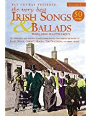 The Very Best Irish Songs & Ballads - Volume 2: Words, Music & Guitar Chords