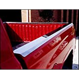 Dodge Ram Long Bed Truck Bed Rail Caps with Stake Pocket Holes Mirror Polished Stainless Steel Set of 2 QMI BC2344SP