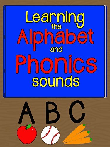 Learning the Alphabet and Phonics Sounds]()