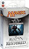 Magic the Gathering: MTG: Avacyn Restored Intro Pack: Review and Comparison