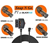 Snap N Go Quick Hardwiring Kit Parking Mode Continuously Recording For BlackVue Dash Cameras Compatible DR-900S DR-750S DR-650S DR650GW DR490 DR590W DR590 DR450 DR430 DR500 DR500GW 1CH 2CH