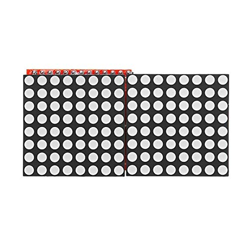 For Arduino-HENG Module Kits Accessory 8x16 MAX7219 LED Dot Matrix Screen Module Raspberry Pi B// B+