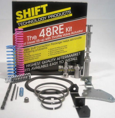 Wellington Parts Corp 48RE Kit (Superior K48RE) 48RE shift kit