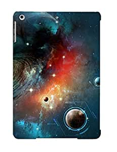 New LWlkcrN865gfvZA Cosmos Skin Case Cover Shatterproof Case For Ipad Air