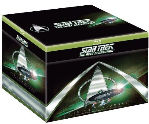 Star Trek: The Next Generation (Full Journey) - 41-Disc Box Set ( Star Trek: TNG - Complete Series (176 Episodes) ) [ Blu-Ray, Reg.A/B/C Import - Sweden (Star Trek Reg)