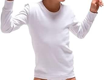Pack 2 - Camiseta Interior termica Manga Larga niño