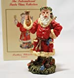 The International Santa Claus collection; Father Christmas ; England ; 1992 Collectible SC02