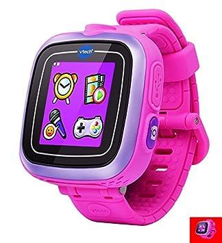 Reloj inteligente Kidizoom DX color rosa.: Amazon.es: Juguetes y ...