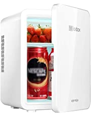 4L Mini Fridge Car Refrigerator Single Core Refrigeration Ultra Quiet Low Noise Car Mini Refrigerators Freezer