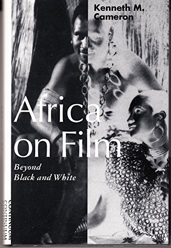 Africa on Film: Beyond Black and White by Brand: Continuum International Publishing Group
