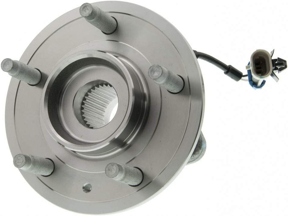 Two Bearings Included With Two Years Manufacturer Warranty 2007 fits Suzuki XL-7 Front Hub Bearing Assembly