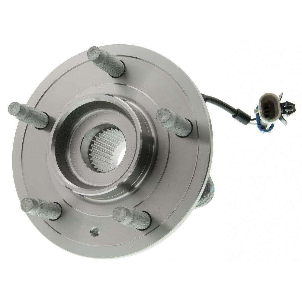 One Bearing Included With Two Years Manufacturer Warranty 2009 fits Chevrolet Equinox Front Hub Bearing Assembly