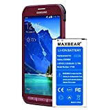 Best Galaxy S5 Batteries - Galaxy S5 Active Battery,MAXBEAR [3300mAh] Replacement Li-Ion Battery Review