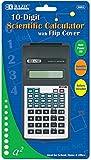 10-Digit Scientific Calculator with Flip Cover 48 pcs sku# 311358MA