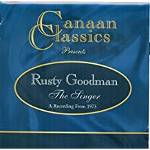 The Singer by Rusty Goodman