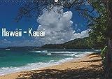 Hawaii - Kauai (Wandkalender 2019 DIN A2 quer): Die Garten-Insel - Grünes Kleinod im Pazifik (Monatskalender, 14 Seiten )