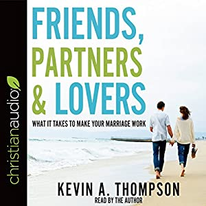 Friends, Partners, and Lovers Audiobook