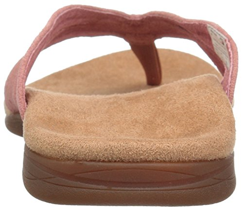 New Balance Womens Shasta Thong Sandal Brick