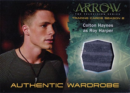 Roy Harper Arrow Costume (Arrow Season 2 Costume Card M16 Colton Haynes as Roy Harper)