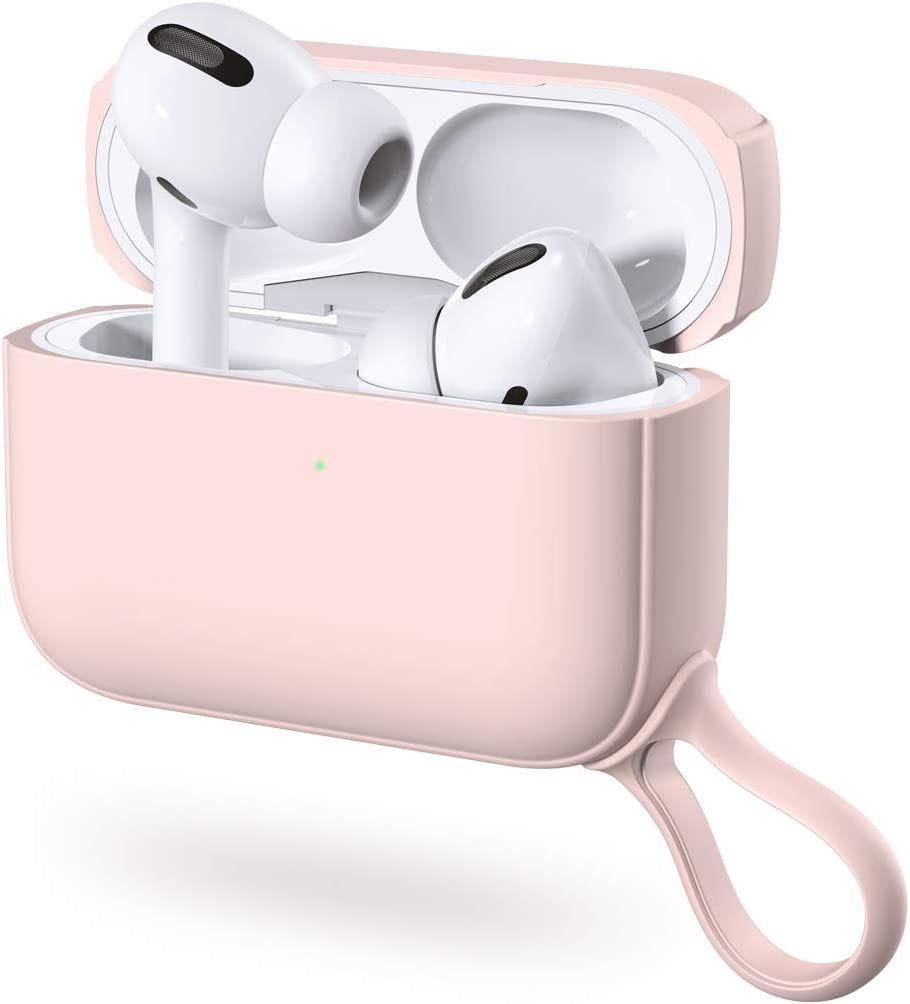 Amazon Com Liklike Airpods Pro Case Soft Skin Touched Silicone