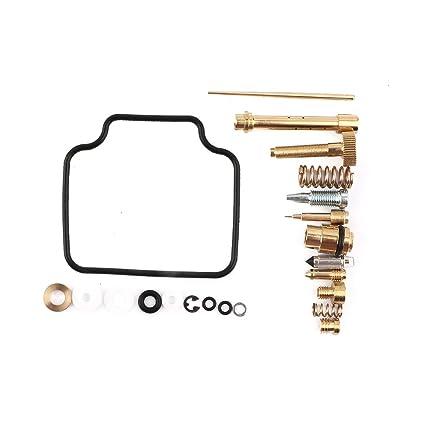 Amazon.com: Yamaha Carburetor Carb Repair Rebuild Kit For 1999-2004 on
