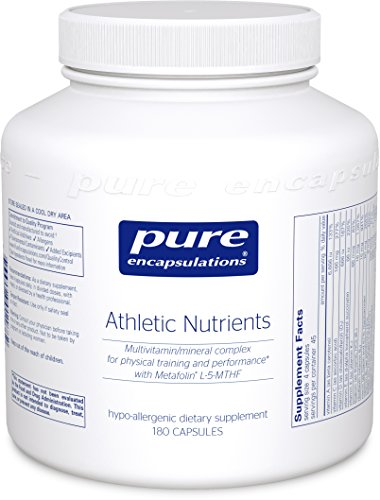 Pure Encapsulations Nutrients Multivitamin Performance product image
