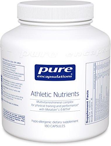 Pure Encapsulations Nutrients Multivitamin Performance