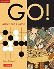 Master the fascinating game of Go with this expert guidebook.Go is a two-player board game that first originated in ancient China but is also very popular in Japan and Korea. There is significant strategy and philosophy involved in the game, ...