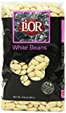 Lior All Natural White Beans, 17.6 Ounce (Pack of 12)