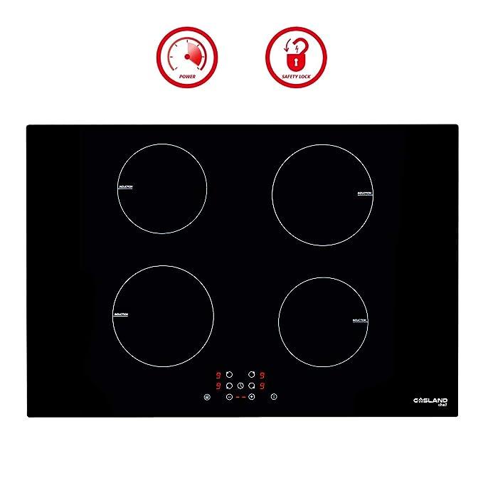 Induction Cooktop, GASLAND Chef IH77BF 30