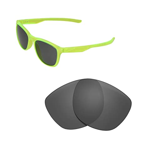 ebe7d0ac4d Walleva Replacement Lenses for Oakley Trillbe X Sunglasses - Multiple  Options Available (Black - Polarized