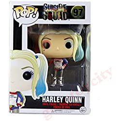 Hot POP Suicide Squad 97 Harley Quinn Vinyl Action Figure New In Box