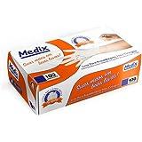 Luva para procedimento não cirúrgico Medix M e G