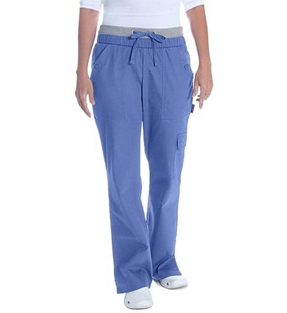 4c8441dcc9e Amazon.com: Scrub Works Soho pant-Ceil, Small: Medical Scrubs Pants:  Clothing