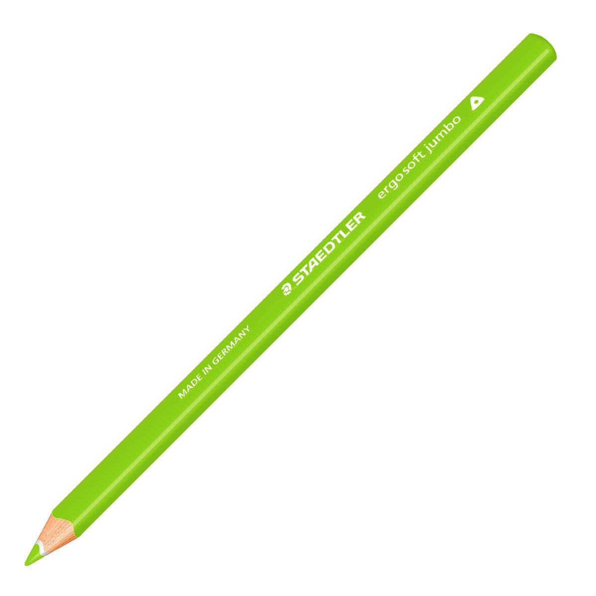 ステッドラー B000KJP7AY エルゴソフト鉛筆太軸 ステッドラー ブルー B000KJP7AY ウイローグリーン ウイローグリーン, インテリアと雑貨のお店 モリーフ:b5decf7d --- itxassou.fr