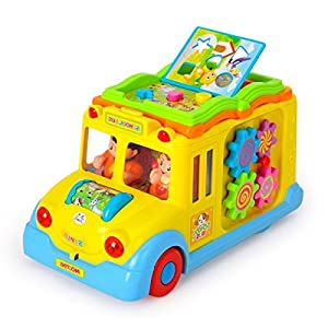 smartcraft Learning School Bus with...