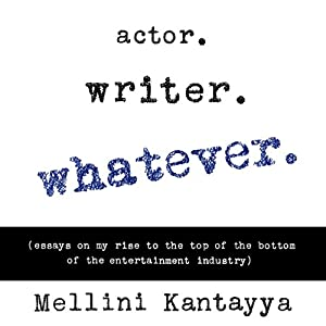 Actor. Writer. Whatever. Audiobook