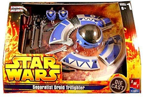 AMT - Star Wars Revenge of the Sith Droid Tri-Fighter ()