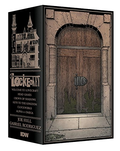 Locke & Key Slipcase Set by Hill Joe