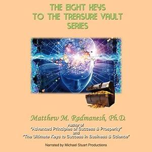 The Eight Keys to the Treasure Vault Series Audiobook