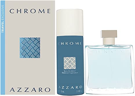 Azzaro Chrome ET 100 Vapo + Deo Spray 150 Ml 250 ml