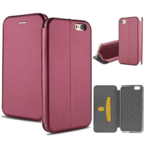 - For iPhone 6S 6 Plus PU Leather Wallet Case, SOMOSTEL Flip Book Cover Design with Kickstand Function and ID Credit Card Slot Magnetic Closure Slim Fit Protective Cases for iPhone 6/6S Plus 5.5 Inch