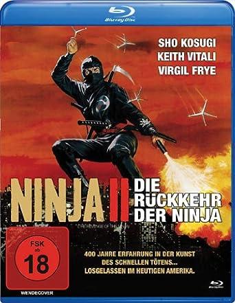Amazon.com: Ninja II - Die Rückkehr der Ninja: Movies & TV
