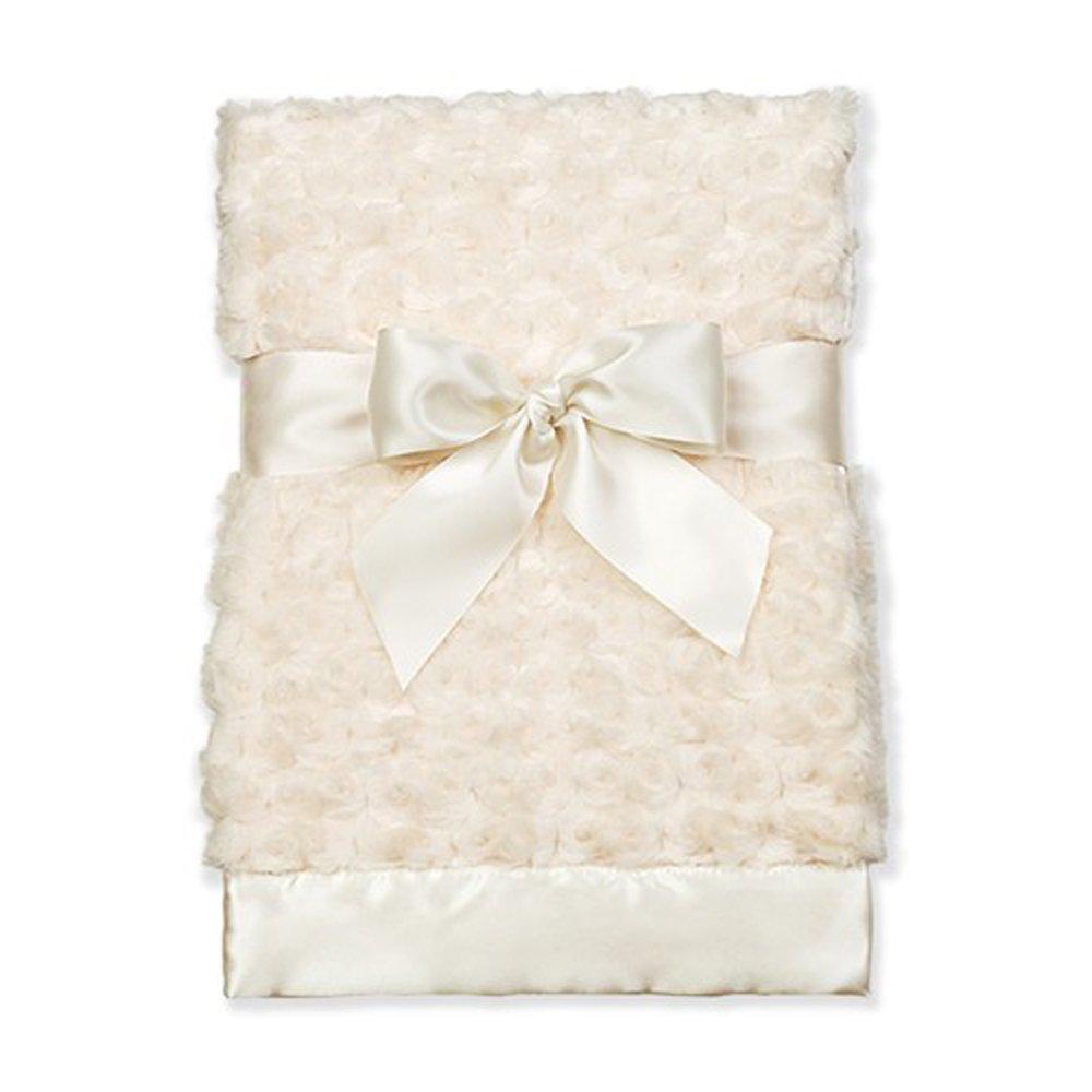 Bearington Baby - Large Swirly Snuggle Blanket (Cream) by Bearington Baby   B002B80UMW